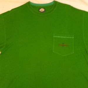 Tommy Bahama Logo Pocket T-Shirt